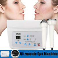 Ultrasound Ultrasonic Anti-Aging Facial Body Skin Massager Pain Relief