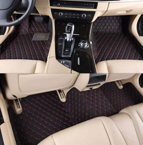 Customized Mercedes-Benz-E300-E350-E400-E43 E500-E550-E63 AMG -Car Floor Mats