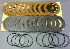 JCB Telescop - Brake Friction & Counter Plates & Seals Set (458/20281 458/20286)