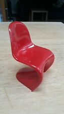 Vitra Design Museum Miniature Collection - Panton Chair RED, 1959/60