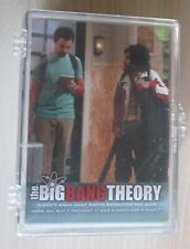 Tradingcard Satz - Set - Big Bang Theory Season 3-4 - 68 Karten