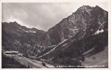 AK Wirtschaft Gaisalpe 1940, Oberstdorf, gelaufen