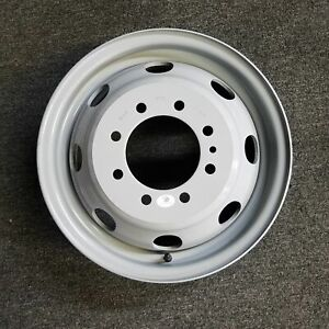 🔥New 16x6 Dually Steel Wheel For 1992-2007 Ford E350 E450 VAN OEM Quality 3210