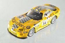 JQ114 Altaya/IXO 1:43 Chrysler Viper GTS-R Le Mans 2000 #54 A-/-
