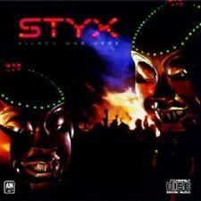 STYX - KILROY WAS HERE  CD  9 TRACKS SOFT ROCK / POP ROCK  NEU