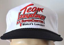 NOS Nissun Snapback Lazydays R.V. Supercenter FLorida Baseball Hat Ball Cap 90's