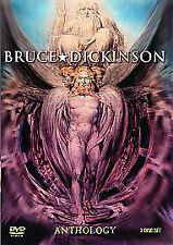 Bruce Dickinson - Anthology (DVD, 2008, 3-Disc Set, Box Set)