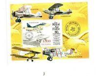 Guyana - 1998 - Royal Air Force - Souvenir Sheet - MNH