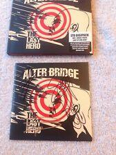 alter bridge the last hero Signed Autographed Rare