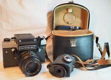 rare appareil photo REFLEX KNEB 60 - deux montages REFLEX - vertical horizontal