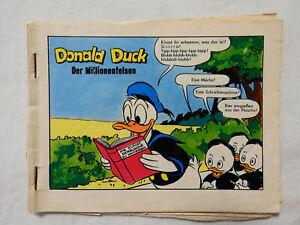 Disney Sammelcomic - Donald Duck - Der Millionenfelsen - 60er Jahre  (73)
