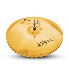 "Zildjian 20555 15"" Custom Mastersound Hi Hat Bottom Hihats Drumset Cymbal - Used"