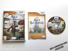 ALICE AU PAYS DE MERVEILLES sur Nintendo Wii - FR Complet #NEXTGENERATION #151