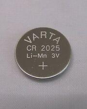 100x CR2025 Knopfzelle 3V Batterie Varta Industrieware