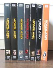 Homeland - Komplette Serie - Season 1-7 - Staffeln 1 2 3 4 5 6 7 - DVD Sammlung
