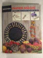 Discover Papier Mache (Discover Craft), Manson, Liz, Excellent Book
