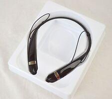 Original LG Tone Pro HBS 760 Premium Wireless Stereo Bluetooth Headset-BLACK-USE