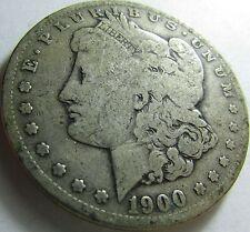 1900-S Morgan Silver Silver Dollar in a SAFLIP®