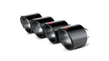 Akrapovic Tail Pipe Set for Chevrolet Corvette ZO6, ZR1 & Nissan GT-R #TP-NIR35C