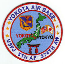 YOKOTA AIR BASE, JAPAN, USFJ, 5TH AF, 374TH AW    Y