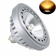 LED Ar111 GU10 Base Spot Light Bulb with Cree COB Chips 12 Watts 75W Replacement