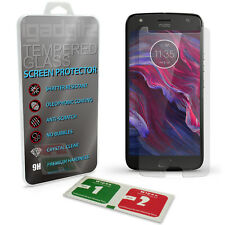VETRO TEMPERATO PROTEGGI SCHERMO per Motorola MOTO X4 INFRANGIBILE durezza 9 H