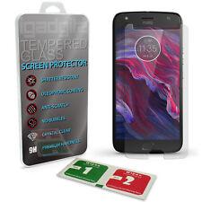 Protector de Pantalla de Vidrio Templado para Motorola Moto X4 dureza 9 H Irrompible