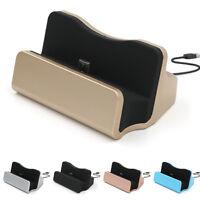 Station de Chargement pour Smartphone Micro USB Charge Doré/Argent