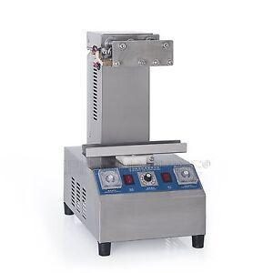 Tube Sealing Machine Semi-auto for Al-plastic Cosmetic Tube Sealer  DF-20~220V