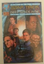 Star Trek Deep Space Nine #1 ~ 1993 Malibu Comics ~ Dax, Quark, Sisco, Jake, Odo