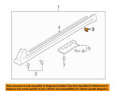 MAZDA OEM 00-03 MPV Exterior-Molding Clip L09351SJ3