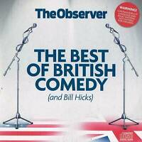 The Best Of British Comedy (and Bill Hicks) - Audio CD N/Paper