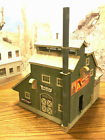 SMALL INDUSTRIAL WELDING BUILDING BUILT UP!! O SCALE and ON3