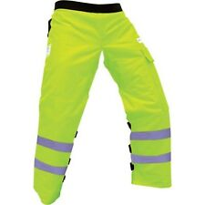 "Forester Chainsaw Safety Chaps with Pocket, Apron Style (Regular 37"", Safety ..."