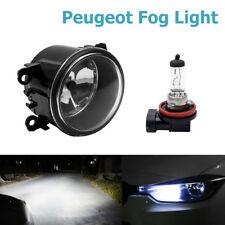 Peugeot 207, 307, 407, 607 Front Fog Light Lamp With Bulb