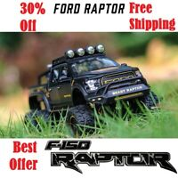 1/24 FORD F-150 RAPTOR OFF ROAD KINGS Alloy DIECAST Pull back CAR MODEL TOY