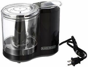 Black+Decker Chopper 3 cup Capacity