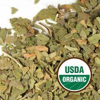 Ginkgo Biloba Leaf - ORGANIC - (Ginkgo biloba) - FREE SHIPPING - 1 oz - 1 lb