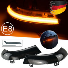 x2 Für VW Golf 5 Passat Skoda Superb LED Spiegel Blinker Seitenblinker Leuchten
