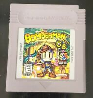 BOMBERMAN GB NINTENDO GAMEBOY WORKING ORIGINAL GAME BOY CLASSIC CARTRIDGE