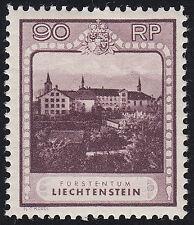 Liechtenstein Mi.Nr. 104 B ungebraucht m. Falz Mi.Wert 140€ (6342)