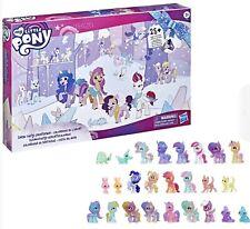 My Little Pony Snow Party Countdown Advent Calendar 25+ Surprises