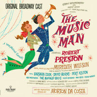 The Music Man (Original Broadway Cast) [New Vinyl LP] 180 Gram