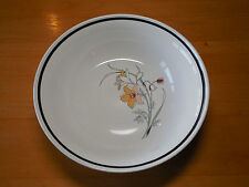 Carico Casual Coll Japan SERENITY 9551 Round Vegetable Serving Bowl 9 1/2