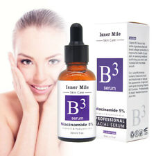 30ml Niacinamide Vitamin B3 Serum Hyaluronic Acid Skin Restoring Brightening