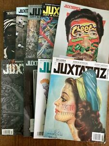 KAWS Juxtapoz Magazine Lot - Art Hip Hop Culture 2000's