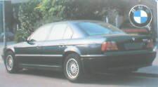 1997 Lexus LS 400 vs BMW 740i Road Test Brochure, LS400, 740 i