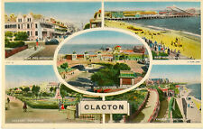 CLACTON-ON-SEA( Essex) : Multiview -TUCK