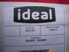 Ideal lógica y lógica + sistema 15 18 24 y 30 Caldera Quemador Junta 175572