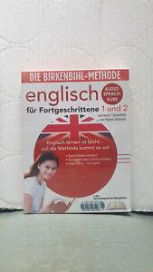 Englisch für Fortgeschrittene1 und 2 Birkenbihl 4 CD´s Neu OVP